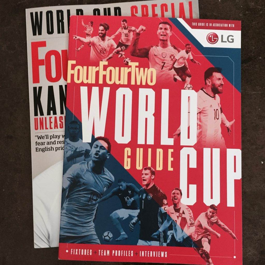 FourFourTwo World Cup Guides