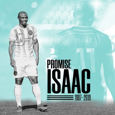 Promise Isaac, 1987-2019