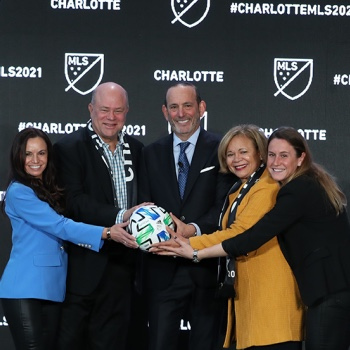 Charlotte joins MLS for 2021