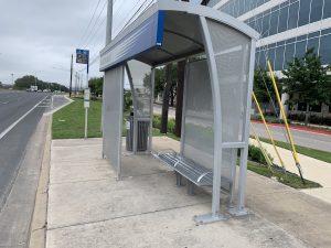 Braker Ln bus stop